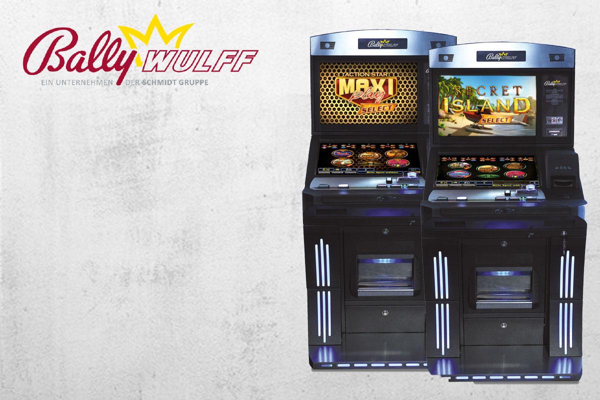 Bally Wulff Automaten