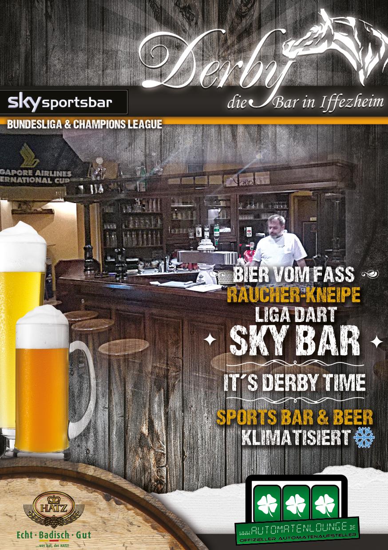 Derby – die Bar in Iffezheim
