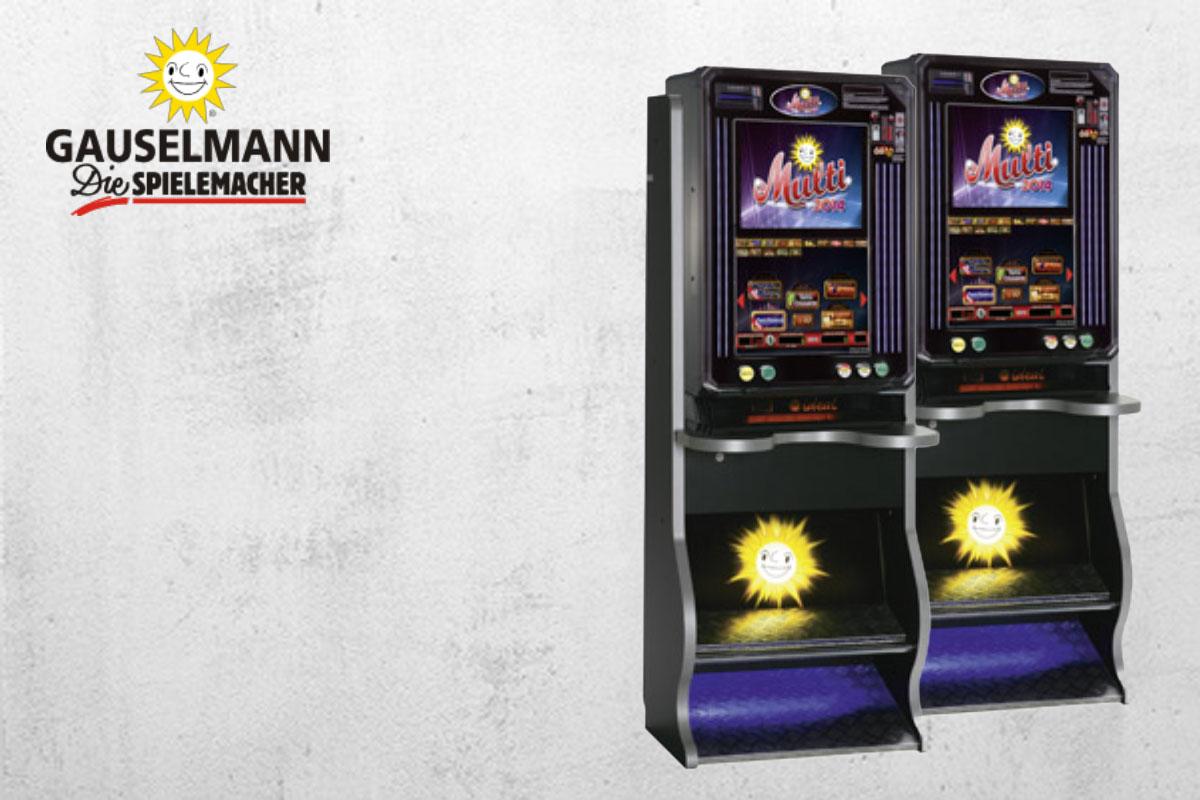 Merkur (Gauselmann) Automaten